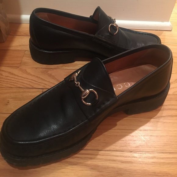 698dd49a8d6 Gucci Other - Men s Black Gucci Loafers